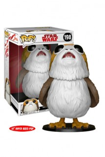 "Pop! Star Wars - Porg 10"" Exclusivo"