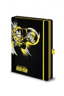 Marvel - Cuaderno Retro Iron Man