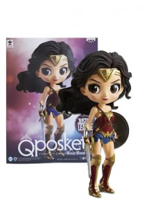 Justice League - Minifigura Q Posket Wonder Woman