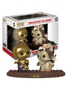 Pop! Movie Moment: Star Wars - C-3PO on Throne