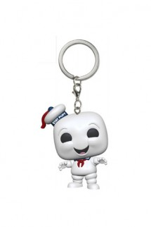 Pop! Keychain: Ghostbusters - Stay Puft
