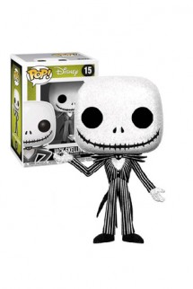 Pop! Disney: Pesadilla Antes de Navidad - Jack Skellington Glitter Exclusivo