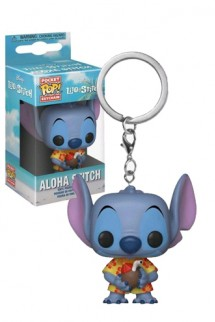 Pop! Keychain Disney: Stitch - Exclusivo