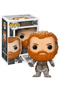Pop! TV: Juego de Tronos - Tormund Snow Covered Exclusivo