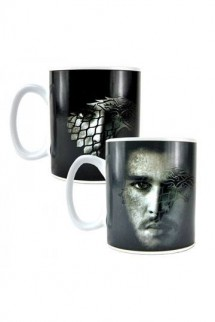 Game of Thrones - Heat Change Mug Jon Snow