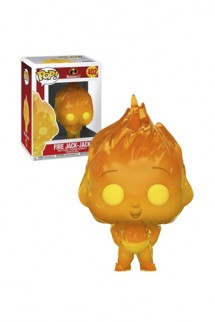 Pop! Disney: Los Increíbles 2 - Fire Jack-Jack Exclusivo