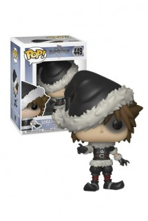 Pop! Disney: Kingdom Hearts - Christmastown Sora Exclusivo