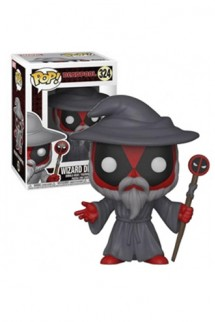 Pop! Marvel: Deadpool Playtime - Wizard Exclusivo