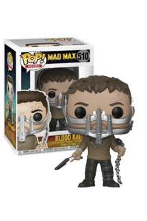 Pop! Movies: Mad Max Fury Road - Max w/ Cage Mask Exclusive