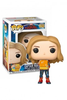 Pop! Marvel: Captain Marvel - Captain Marvel w/Lunch Box