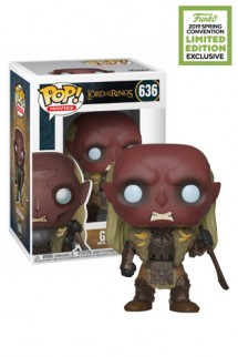 Pop! Movies: The Lord of the Rings - Grishnakh Exclusivo
