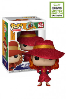 Pop! TV: Carmen Sandiego - Carmen (DGLT) Exclusivo