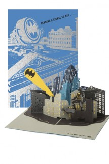 DC Comics - Greeting Card 4D Bat Signal