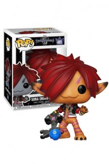Pop! Disney: Kingdom Hearts 3 - Sora (Orange Monster's Inc.) Exclusivo