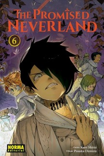The Promised Neverland 06