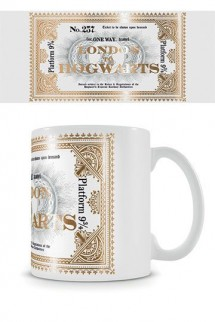 Harry Potter - Foil Mug Hogwarts Express Ticket