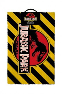 Jurassic Park - Doormat Warning