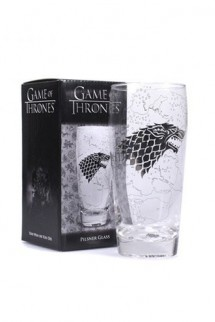 Game of Thrones - Drinking Glass King In The North