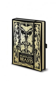 Fantastic Beasts 2 - Premium Notebook A5
