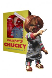 Child's Play 3 - Pizza Face Chucky Talking Doll