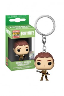 Pop! Keychain: Fortnite - Tower Recon Specialist