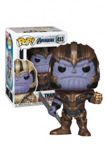 Pop! Marvel: Vengadores Endgame - Thanos