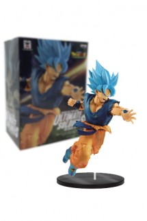 Dragonball Super - Movie Ultimate Soldiers Super Saiyan Goku Figure