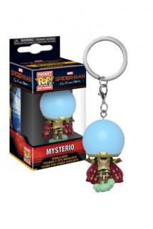 Pop! Keychain: Spider-Man Far From Home - Mysterio