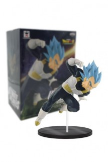 Dragonball Super - Super Saiyan God Vegeta Figure