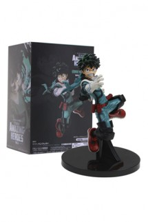 My Hero Academia - The Amazing Heroes Izuku Midoriya Figure
