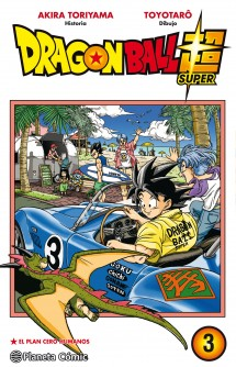 Dragon Ball Super nº 03