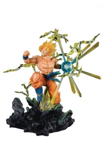 Dragon Ball - Super Saiyan Son Goku The Burning Battles Figuarts Zero