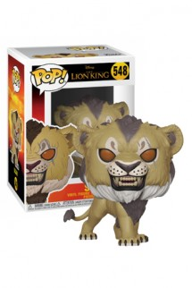 Pop! Disney: The Lion King (Live) - Scar