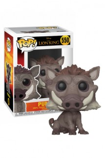 Pop! Disney: The Lion King (Live) - Pumbaa