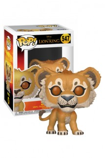 Pop! Disney: The Lion King (Live) - Simba