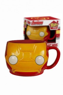Pop! Home: Homewares - Taza Iron Man Vengadores 2