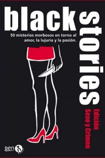 Black Stories: Sexo y Crimen