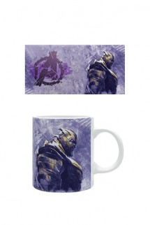 Vengadores End Game - Taza Thanos