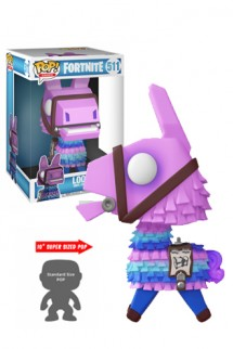Pop! Games: Fortnite S3 - Loot Llama 10""