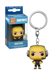 Pop! Keychain: Fortnite - Raptor