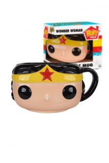 Pop! Home: DC - Taza Wonder Woman