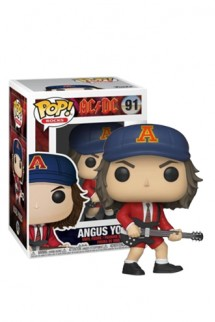 Pop! Rock: ACDC - Angus Young Exclusivo