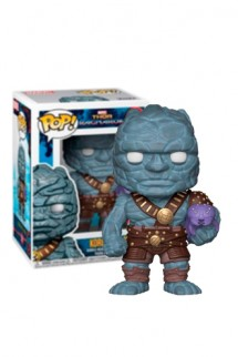 Pop! Marvel: Thor Ragnarok - Korg w/ Miek Exclusivo