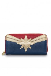 Loungefly - Cartera Capitana Marvel