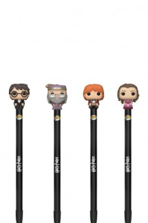 Pen Toppers S6: Harry Potter - Bolígrafos