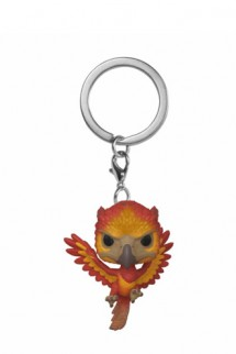Pop! Keychain: Harry Potter - Fawkes