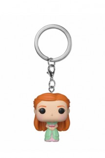 Pop! Keychain: Harry Potter - Ginny (Yule Ball)