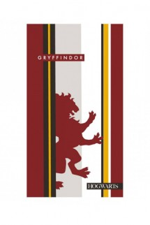 Harry Potter - Towell Gryffindor