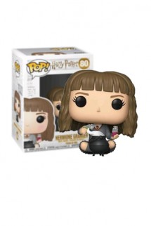 Pop! Harry Potter: Hermione w/ Cauldron  Exclusivo