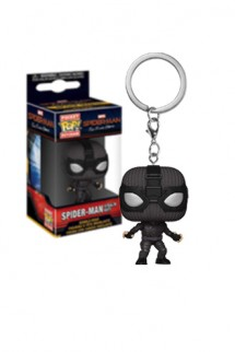 Pocket Pop! Keychain Marvel: Spiderman Far From Home - Stealth Suit